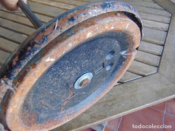 Vintage: LAMPARA DE PIE DE LA MARCA FASE CON 4 FOCOS ORIENTABLES - Foto 15 - 83859768