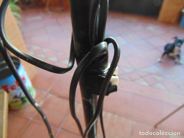 Vintage: LAMPARA DE PIE DE LA MARCA FASE CON 4 FOCOS ORIENTABLES - Foto 20 - 83859768