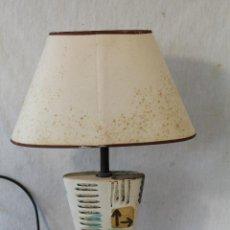 Vintage: LAMPARA DE SOBREMESA MARCA FASE. Lote 83881368