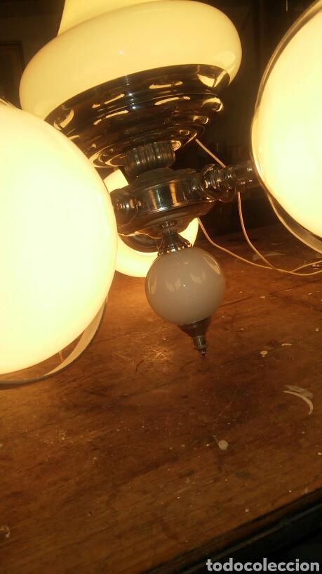 Vintage: Lámpara techo vintage - Foto 2 - 84155850