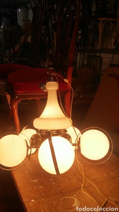 Vintage: Lámpara techo vintage - Foto 4 - 84155850