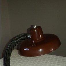 Vintage: LAMPARA DE ESCRITORIO VINTAGE TIPO FASE METALARTE. FUNCIONANDO.. Lote 84529744