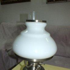 Vintage - LAMPARA QUINQUE BELGICA DF ORIGINAL en acero - 85062660