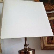 Vintage: LAMPARA DE SOBREMESA METAL. Lote 86167748