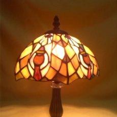 Vintage: LAMPARA ESTILO TIFFANY. Lote 86446291