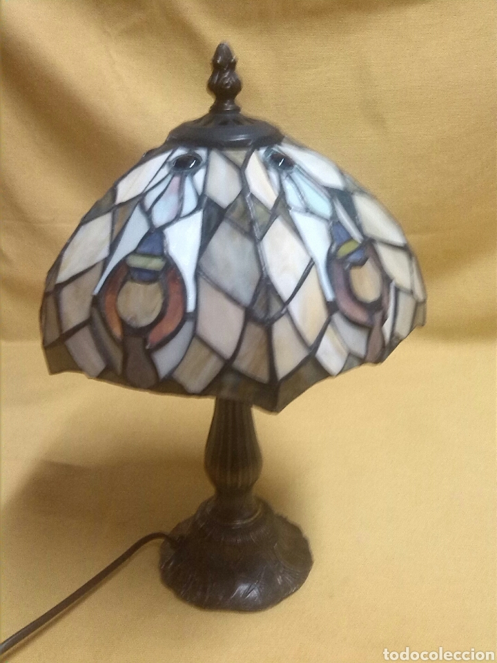 Vintage: Lampara Estilo Tiffany - Foto 4 - 86446291