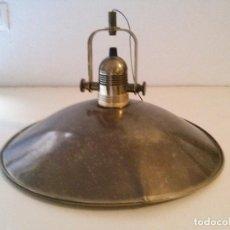 Vintage: LAMPARA DE TECHO ESTILO NAUTICO. Lote 86854692