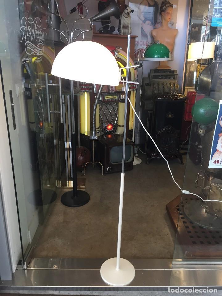 LAMPARA DE PIE VINTAGE TRAMO/JOAN ANTONI BLANC , AÑOS 70 (Vintage - Lámparas, Apliques, Candelabros y Faroles)