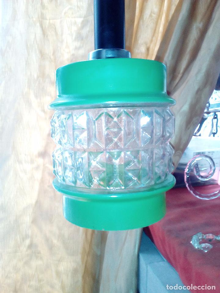 Vintage: lampara techo - Foto 2 - 88021772