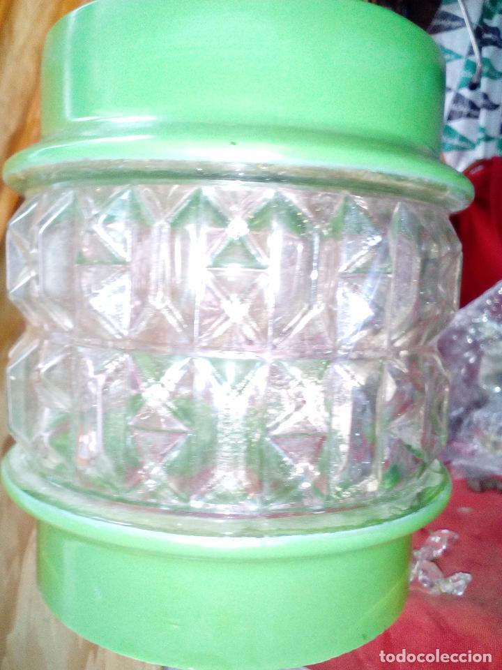 Vintage: lampara techo - Foto 6 - 88021772