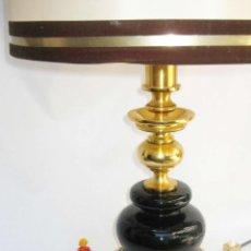 Vintage: ENORME LAMPARA VINTAGE LUMICA BARCELONA POR WILLY RIZZO VINTAGE 88CM ALTURA . Lote 88860656