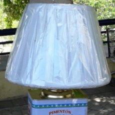 Vintage: PANTALLA MESA XAUDARÓ. Lote 90091896