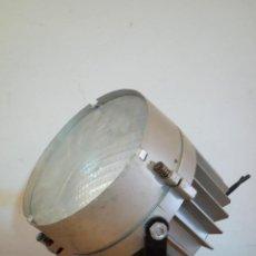 Vintage: 1X3 FOCO REFLECTOR INDUSTRIAL VINTAGE ORIENTABLE FOCOS DE BARCO NAVAL CINE TEATRO. Lote 90186728