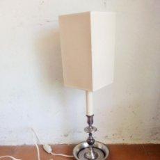 Vintage: LAMPARA DE SOBREMESA TIPO CANDELABRO.. Lote 90616385