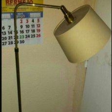 Vintage: LAMPARA DE METAL ARTE.. Lote 90838123
