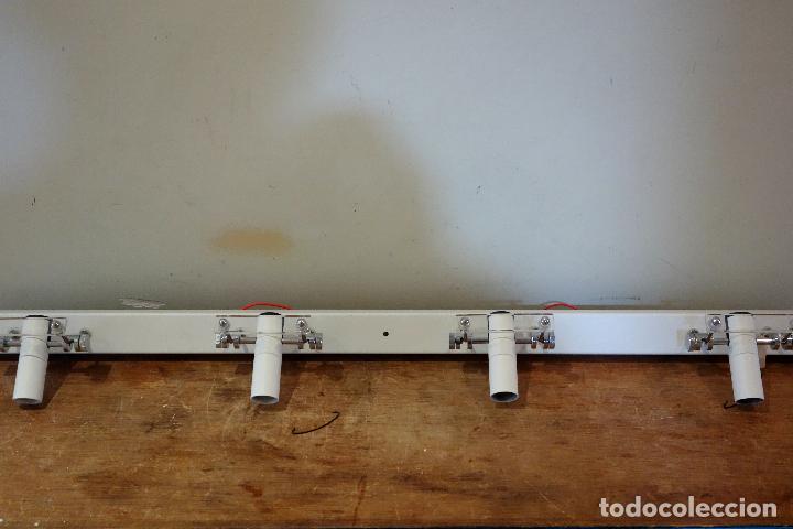 Aplique de pared para lavabo o camerino 1990 es comprar for Luces camerino