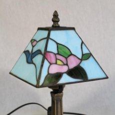 Vintage: LAMPARA DE SOBREMESA TIPO TIFFANY. Lote 94460718