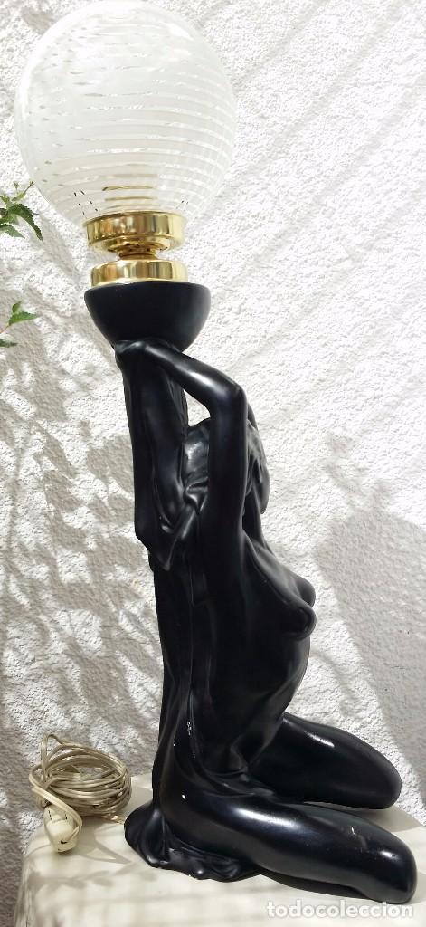 Vintage: LAMPARA DE SOBREMESA AÑOS 80 - Foto 2 - 94987963