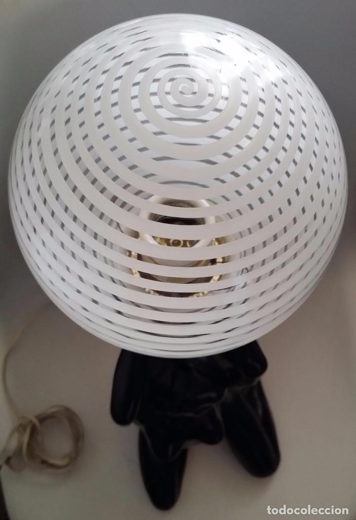 Vintage: LAMPARA DE SOBREMESA AÑOS 80 - Foto 6 - 94987963