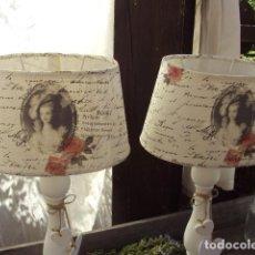 Vintage: 2 PANTALLAS. Lote 95309963