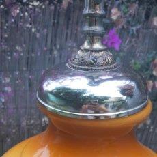 Vintage: LÁMPARA OPALINA AÑOS 60 / 60S OPALINE CEILING LAMP. Lote 95803695