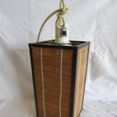 Vintage: LAMPARA TECHO VINTAGE . Lote 96228563