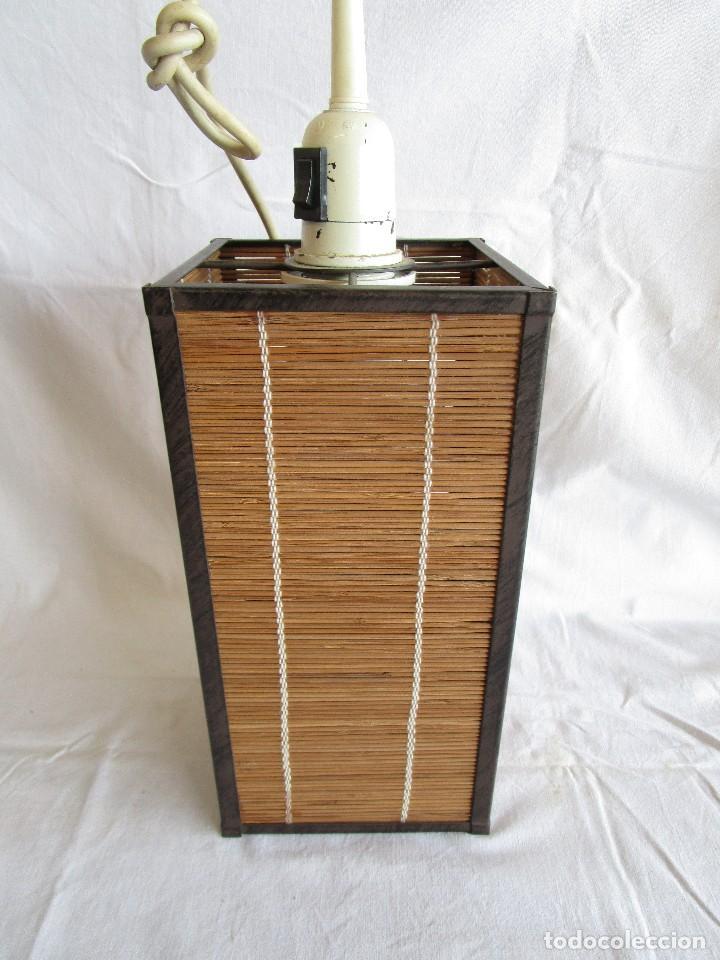 Vintage: lampara techo vintage - Foto 3 - 96228563