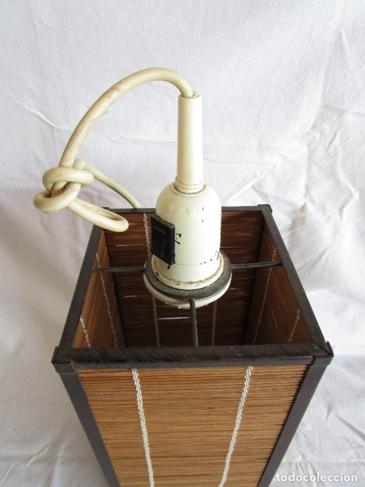 Vintage: lampara techo vintage - Foto 4 - 96228563