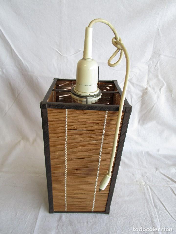 Vintage: lampara techo vintage - Foto 5 - 96228563