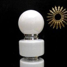 Vintage: SUPER LAMPARA VINTAGE DISEÑO SPACE AGE AÑOS 70 VETRI MURANO MAZZEGA. Lote 97326463
