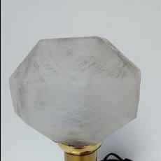 Vintage: LAMPARA DE MESA AÑOS 70. Lote 97419627