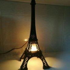Vintage: LAMPARA DE MESA VINTAGE. Lote 97463291