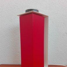Vintage - LAMPARA APLIQUE RETRO POP VINTAGE METAL ROJA - 97476519
