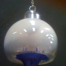 Vintage: LAMPARA DE TECHO AÑOS 70. Lote 97607971