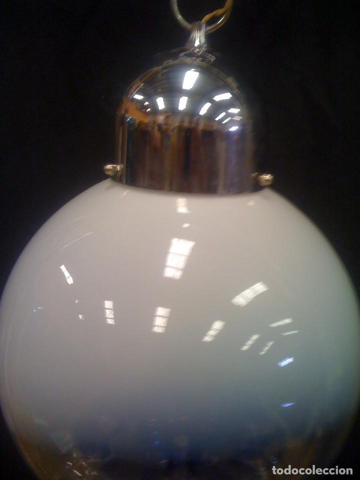 Vintage: lampara de techo años 70 - Foto 3 - 97607971