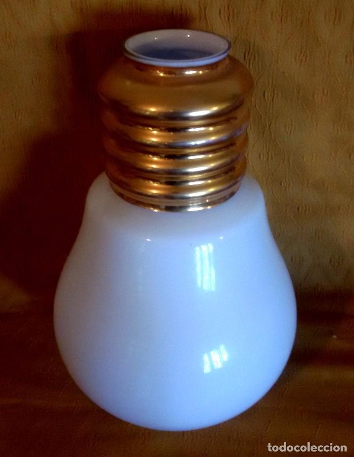 L mpara de techo con forma de bombilla gigante comprar l mparas vintage apliques candelabros - Lamparas bombilla gigante ...