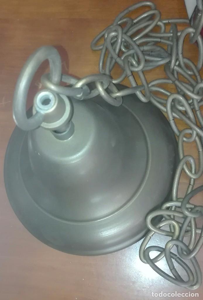 Vintage: Lampara de techo, vintage (Estilo Tiffany) - Foto 6 - 139027012