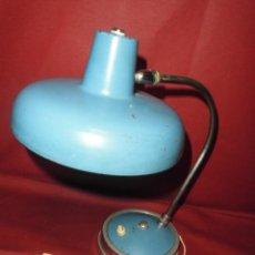 Vintage: MAGNIFICA ANTIGUA LAMPARA DE SOBREMESA VINTAGE AÑOS 50-60. Lote 97809191