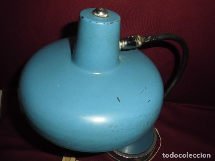 Vintage: magnifica antigua lampara de sobremesa vintage años 50-60 - Foto 3 - 97809191
