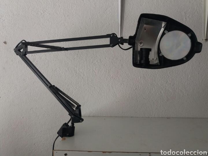 Vintage: Bonita lampara lupa de mesa articulada vintage - Foto 3 - 100050066