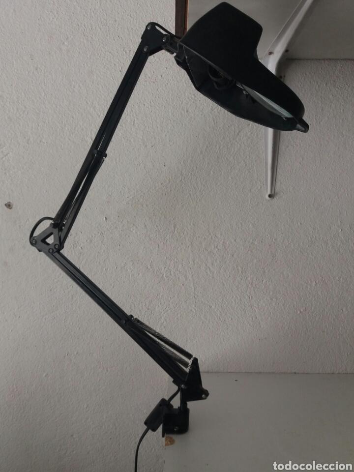 Vintage: Bonita lampara lupa de mesa articulada vintage - Foto 4 - 100050066