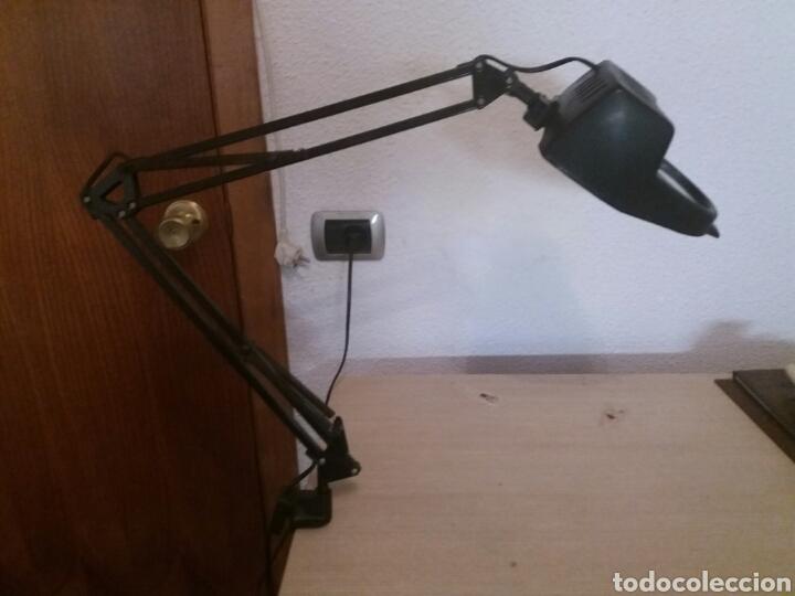 Vintage: Bonita lampara lupa de mesa articulada vintage - Foto 7 - 100050066