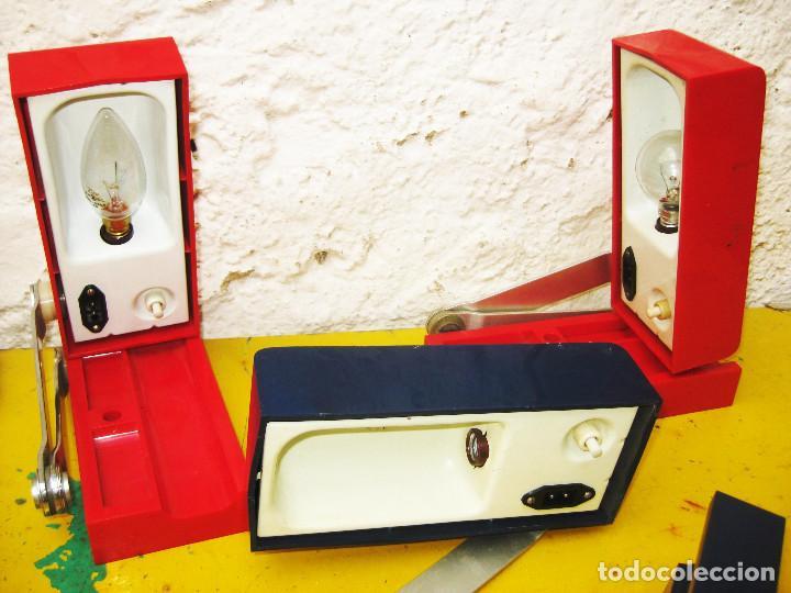Vintage: LAMPARAS VINTAGE DISEÑO ARTICULABLE CALIDAD LAMPARA POP ESTILO MIN FASE DE LAMSAR - Foto 6 - 100441555