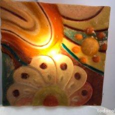 Vintage: LAMPARA VINTAGE AÑOS 80. Lote 101387152