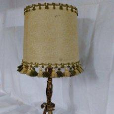 Vintage: LAMPARA VINTAGE DE MESA O MESILLA. VER FOTOS Y DESCRIPCION.. Lote 102307775