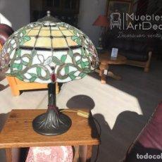 Vintage: LÁMPARA ESTILO TIFFANY . Lote 102707467