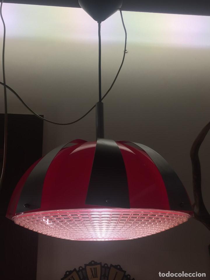 Vintage: Lámpara de techo Philips años 70 - Foto 2 - 102721319