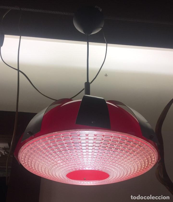 Vintage: Lámpara de techo Philips años 70 - Foto 3 - 102721319