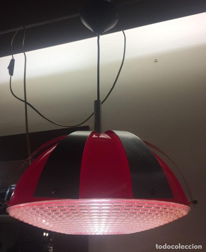 Vintage: Lámpara de techo Philips años 70 - Foto 4 - 102721319