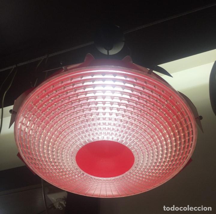 Vintage: Lámpara de techo Philips años 70 - Foto 6 - 102721319